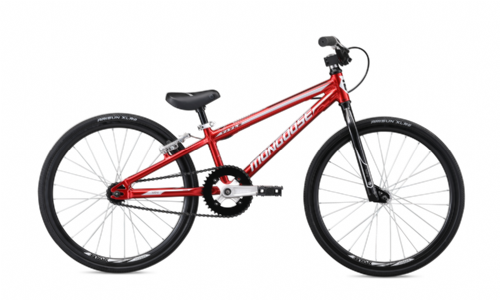 2020 Mongoose Title Mini - Red